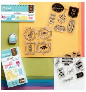 CTMH Artistry Cartridge bundle