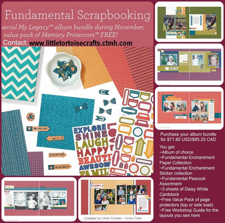 Fundamental Scrapbooking Deal